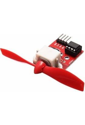 Güvenrob Yangın Söndürme Robotu L9110 Fan Modülü