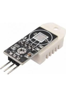 Güvenrob Dht22 Dijital Sıcaklık Ve Nem Sensör Modülü