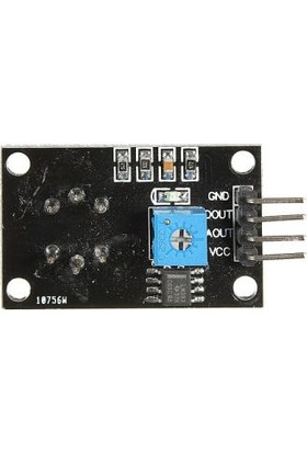 Güvenrob Mq-135 Air Quality Sensor - Mq-135 Hava Kalitesi Kontrol Sensörü