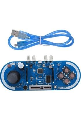 Güvenrob Arduino Esplora + Usb Kablo