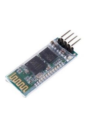 Güvenrob HC06 Bluetooth-Serial Modül Kartı-Hc-06 4pin Bluetooth Module