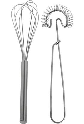 Ikea Idealisk 2'Li Çırpıcı