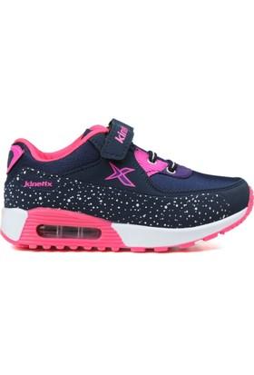Kinetix Pembe Çocuk Günlük Ayakkabı 100242574