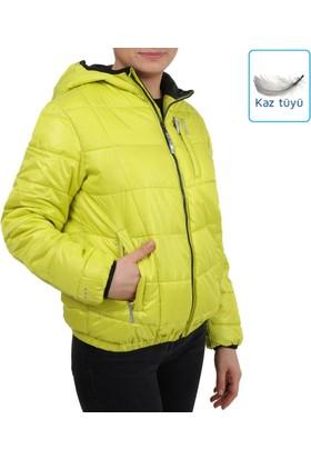 Icepeak Sarı Çocuk Outdoor Montu 50015 507 510