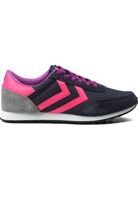 Hummel Lacivert Kadın Ayakkabısı 65126 7003