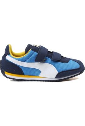 Puma Lacivert Çocuk Ayakkabısı 35959813