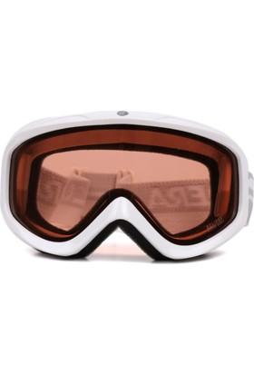 Carrera Beyaz Unisex Kayak Gözlüğü 500.M00404.7Df.4K