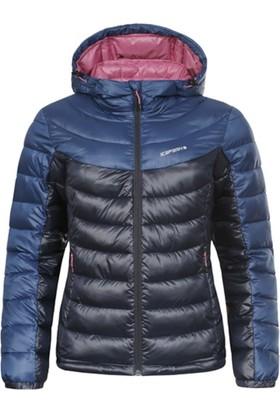 Icepeak Mavi Kadın Outdoor Montu 53188 565 360
