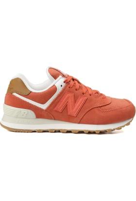 New Balance Turuncu Kadın Ayakkabısı Wl574Sea