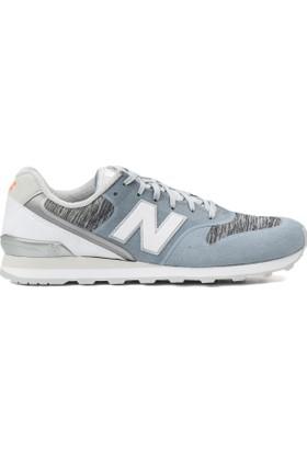 New Balance Gri Kadın Günlük Ayakkabı Wr996Noa