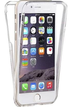 Akıllıphone Apple iPhone 6 / 6S Plus 360 Koruma Silikon Kılıf