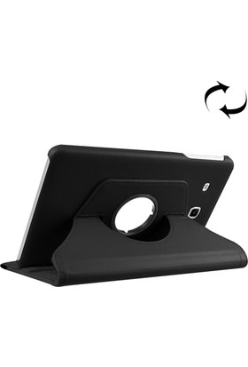 Akıllıphone Galaxy Tab A 7.0 (2016) T280,T285 360° Dönebilen Standlı Kılıf