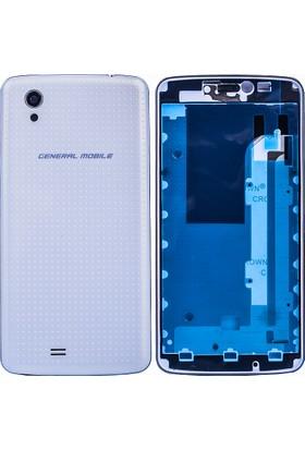 Akıllıphone General Mobile Discovery 2 Mini Ful Kasa Kapak