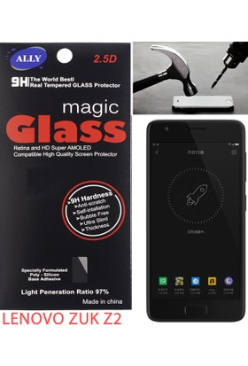 Akıllıphone Lenovo Zuk Z2 Ekran Koruyucu