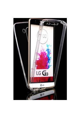 Akıllıphone Lg Magna H502F, H500F 360 Koruma Silikon Kılıf