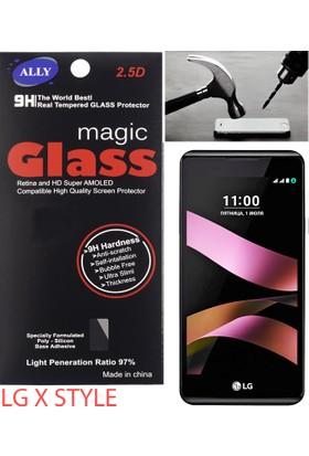 Akıllıphone Lg X Style K200 Ekran Koruyucu