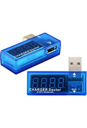 Akıllıphone Mini Usb Ampermetre Voltmetre
