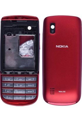 Akıllıphone Nokia Asha 300 Full Kasa Kapak Tuş