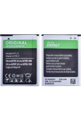 Akıllıphone Quatro M1453 I New 7 Pil Batarya