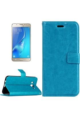 Akıllıphone Samsung Galaxy J710 J7(2016) Kart Bolmeli Cüzdan Kılıf
