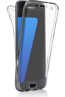 Akıllıphone Samsung Galaxy S6 G920 360 Koruma Silikon Kılıf
