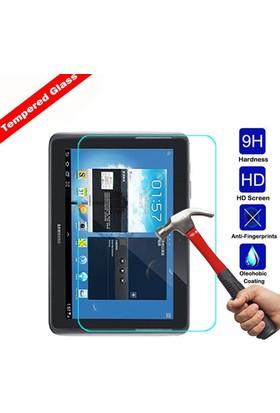 Akıllıphone Samsung N8000, N8010, P5100 Tab2 , P5110 Kırılmaz Cam Ekran Koruyucu