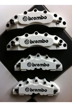 XT Beyaz Brembo Kaliper Kapağı