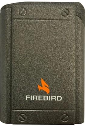 Colibri Firebird Wilcat Masa Puro Çakmağı Gun Metal
