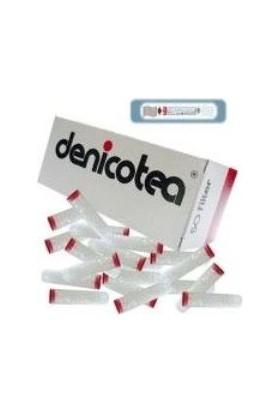 Denicotea 10106 Karbon Sigara Filtresi (50'li Adet)