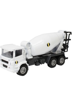 Hy Trucks Model Metal Beton Karma Kamyonu 1/60