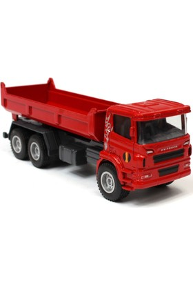 Hy Trucks Model Metal Damperli Kamyon 1/60
