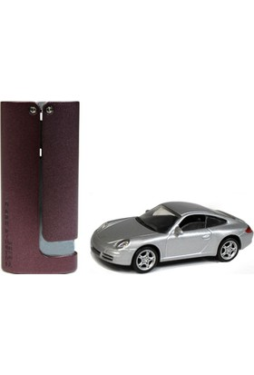 Porsche Design Çakmak Pd6 Bordo