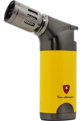 Tonino Lamborghini Masa Tipi Çakmak L007 Sarı