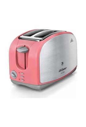 Arzum AR2014 Altro Ekmek Kızartma Makinesi - Inox Mercan