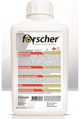 Forscher 1 Kg 12 Adet Kombi Petek Tesisat Temizleme Kimyasalı