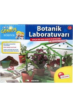 HobbyOyuncak Botanik Laboratuvar Lisciani