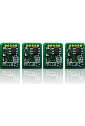 Toner Max® Oki C801 / C821 / 44643008 /44643007 /44643006 / 44643005 Toner Çipi