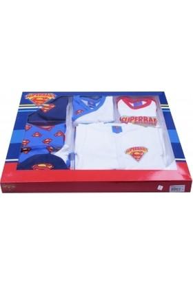 Disney Süperman 10'lu Hastane Çıkışı 0 - 3 Ay