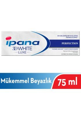 İpana 3 Boyutlu Beyazlık Luxe Diş Macunu Perfection 75 ml