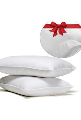 Alla Turca 2 Silikon Yastık + 2 Sıvı Geçirmez Yastık Alezi