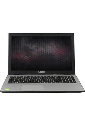 """Casper F800.7500-BT40P-S-IF Intel Core i7 7500U 16GB 1TB GT940MX FHD Windows 10 Home 15.6"""" Taşınabilir Bilgisayar"""