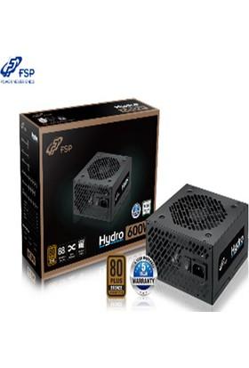 Fsp Hydro 600 600W 80+ Bronze Atx Power Supply 13.5 Cm Fanlı