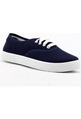 Gezer 02160 Keten Convers Bayan Günlük Ayakkabı