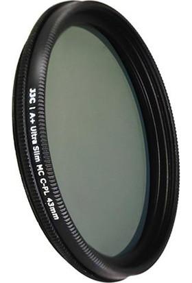 JJC 43mm CPL (Circular Polarize) A+ Ultra Slim Multi-Coated Filtre