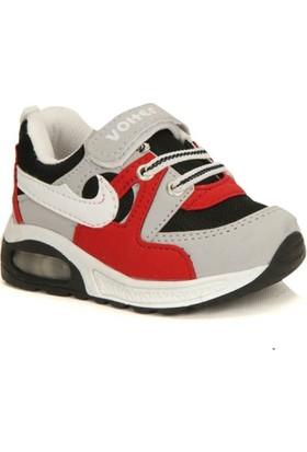 Volter 926 Cırtlı Bebe Günlük Yürüyüş Erkek Çocuk Spor Ayakkabı