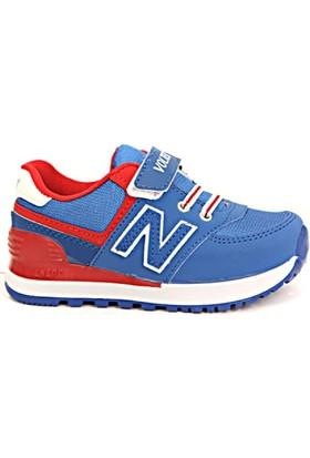 Volter 25 Cırtlı Fileli Bebe Günlük Yürüyüş Erkek Çocuk Spor Ayakkabı