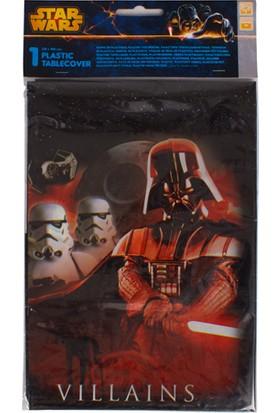 """Loveq Masa Örtüsü """"Star Wars Heroes"""" 120X180 Cm Drn-80029"""