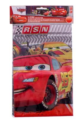 """Loveq Masa Örtüsü """"Cars Rsn"""" 120X180 Cm Drn-80248"""