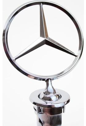VenessAuto Mercedes Kaput Yıldızı w124, w123, w201, w126 Ön Yıldız Amblem