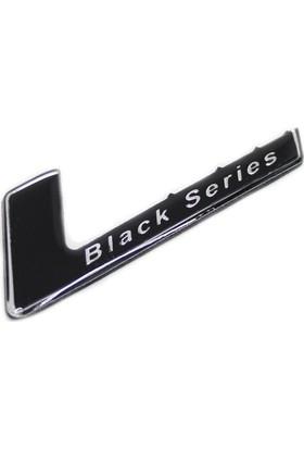 VenessAuto Mercedes Black Series AMG Bagaj Yazısı Amblemi Logosu